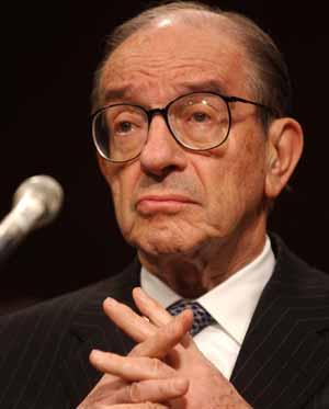 Alan Greenspan. (Foto: AP)