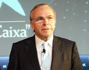 Isidre Fainé, presidente de La Caixa. (Foto: Doménec Umbert)