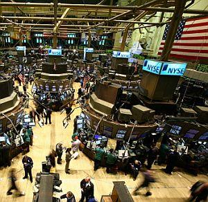 El parqué de Wall Street. (Foto: AFP)