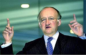 Daniel Bouton, presidente de Société Générale. (Foto: AP)