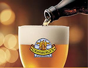 Grimbergen, una de las marcas de cerveza de S&N. (Foto: S&N)