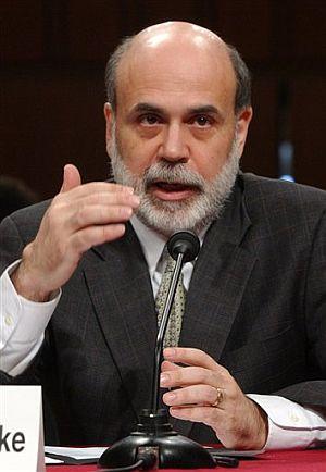 Ben Bernanke, presidente de la Fed. (Foto: AP)