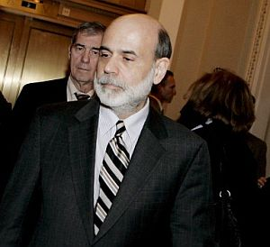 Ben Bernanke, presidente de la Reserva Federal de EEUU. (Foto: EFE)