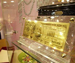 El valor del dólar, salvo si es de oro, es cada vez menor. (Foto: AP)