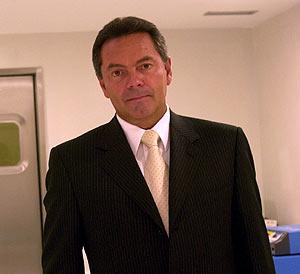 José María Suescun, presidente de Corporación dermoestética.CARLOS MIRALLES