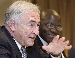 El director gerente del FMI, Dominique Strauss-Kahn. (Foto: EFE)
