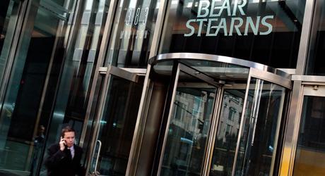 El banco Bear Stearns acudió recientemente a la Reserva Federal por sus problemas de liquidez. (Foto: AFP)