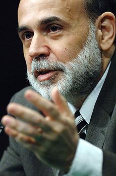 El presidente de la Fed, Ben Bernanke. (Foto: Reuters)