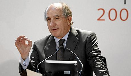 El presidente de Repsol YPF, Antonio Brufau. (FOTO: CARLOS BARAJAS)