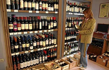 Diversos vinos españoles (FOTO: PEPO PAZ SAZ)