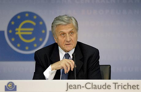 El presidente del Banco Central Europeo, Jean-Claude trichet (FOTO: REUTERS)