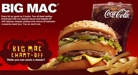 Un Big Mac vale casi lo mismo en Estados Unidos que en Europa. (Foto: MCDONALD'S)