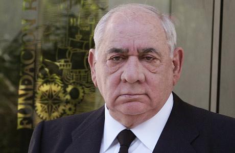 Isidoro Alvarez, Presidente de El Corte Inglés. (Foto: Jaime Villanueva)