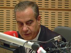 El ministro de Trabajo, Celestino Corbacho. (Foto: RTVE)