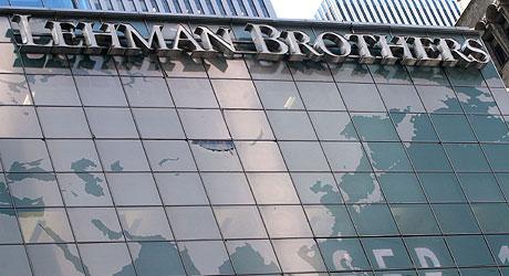 Sede del banco de inversión Lehman Brothers en Nueva York. (Foto: REUTERS)