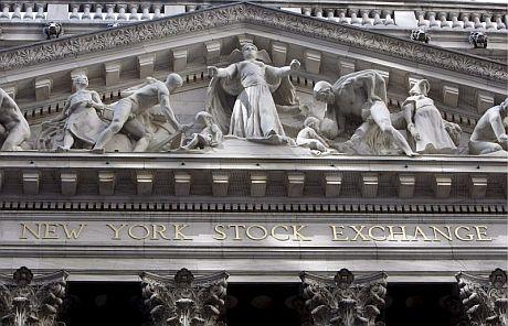 Imagen de la Bolsa de Nueva York, en Wall Street. (Foto: EFE)