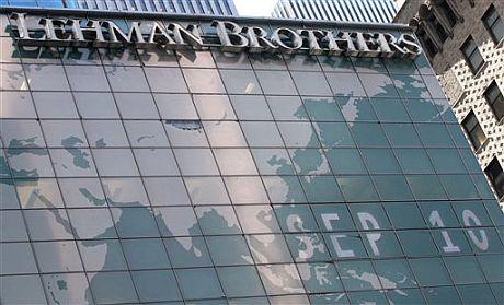 Oficinas de Lehman Brothers en Nueva York. (Foto: AP)