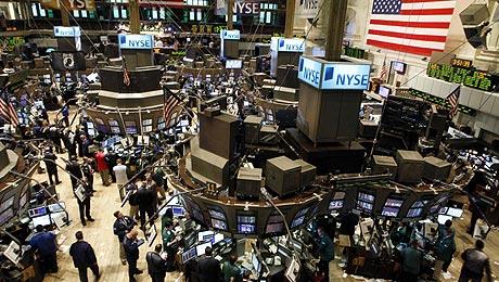Imagen de la Bolsa de Nueva York en la fatídica jornada del 15 de septiembre. (Foto: REUTERS)
