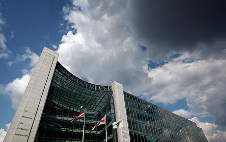 Edificio del regulador bursátil de EEUU en Washington. (Foto: AFP)