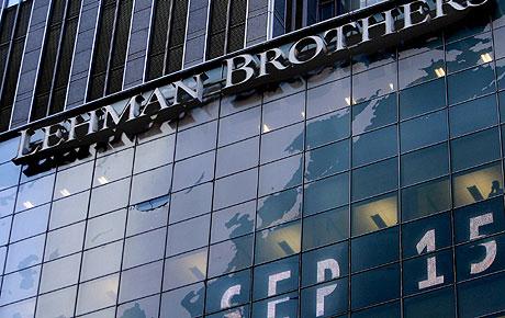 fachada de la sede de Lehman en Nueva York. (Foto: EFE)