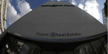 La sede del banco Hypo Real Estate en Múnich. (Foto: REUTERS)