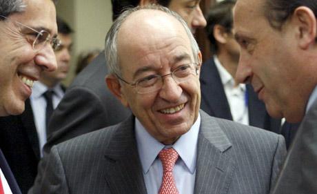 El gobernador del Banco de España, Miguel Ángel Fernández Ordóñez. (Foto: EFE)