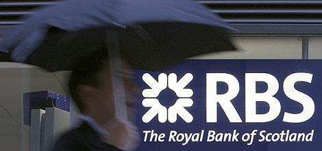 El Royal Bank of Scotland es una de las entidades que participa en el plan de recapitalización. (Foto: REUTERS)