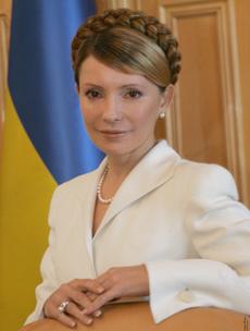 La primera ministra de Ucrania, Yulia Timoshenko. (Foto: EL MUNDO)