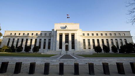 Edificio de la Reserva Federal en Washington. (Foto: REUTERS)