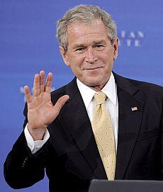 El presidente de EEUU, George W.Bush. (Foto: EFE)