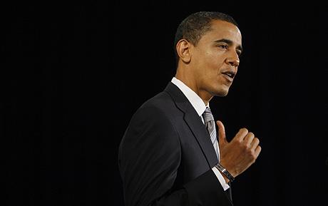 El presidente electo de EEUU, Barack Obama. (Foto: AP)