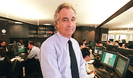 Bernard Madoff. (Foto: AP)