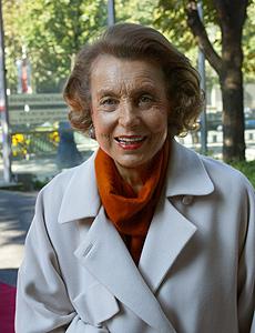 Liliane Bettencourt. (Foto: AFP)