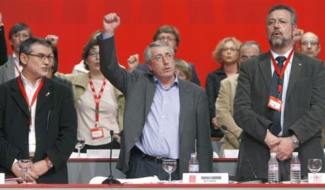 El nuevo secretario general de CCOO, Ignacio Fernández Toxo. (Foto: EFE)