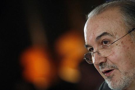 El ministro de Economía, Pedro Solbes. (Foto: Reuters)