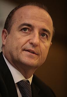 El ministro de Industria, Miguel Sebastián. (Foto: Antonio Heredia)