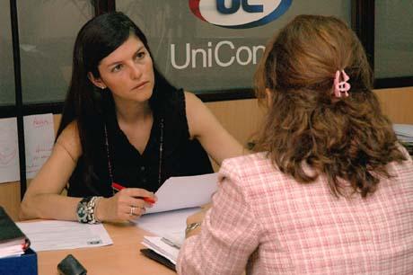 Imagen de una empresa que busca empleo a trabajadores cualificados.