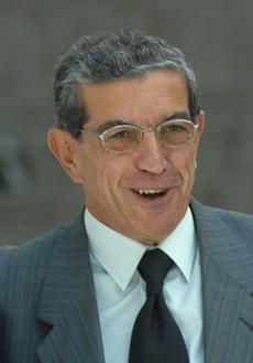 Braulio Medel, presidente de Unicaja.|ELMUNDO