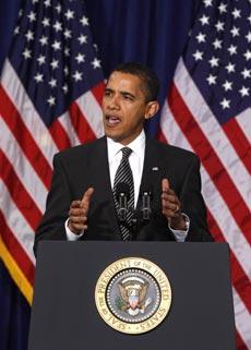 Barack Obama, presidente de EEUU | Reuters.