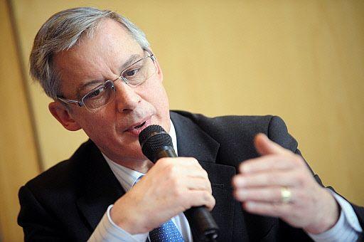 Christian Noyer, miembro del Consejo de Gobierno del BCE. | AFP