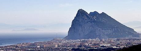 Imagen de Gibraltar.   Fernando Ruso