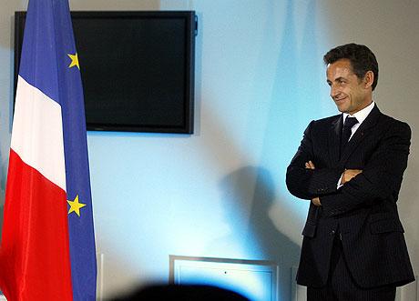 Sarkozy afronta un nuevo test en las calles. | Afp