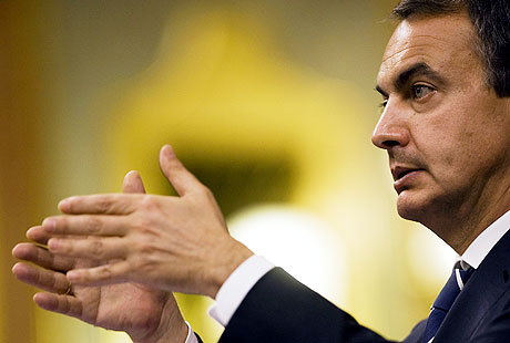 José Luis Rodríguez Zapatero. | Reuters