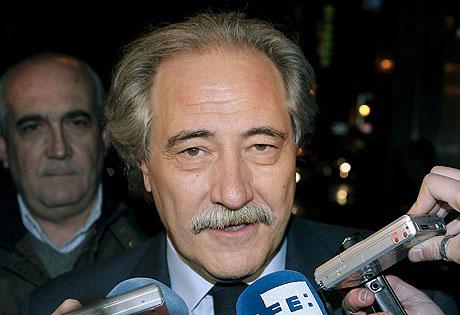 El presidente de CCM, Juan Pedro Hernández Moltó.|Efe