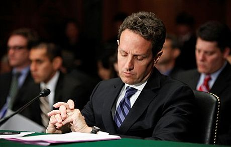 El secretario del Tesoro, Timothy Geithner. | AP