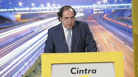 El consejero delegado de Cintra, Enrique Díaz Rato.
