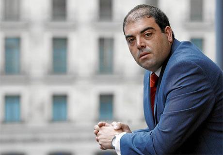 Lorenzo Amor, presidente de la Federación de Trabajadores Autónomos.   C. Barajas