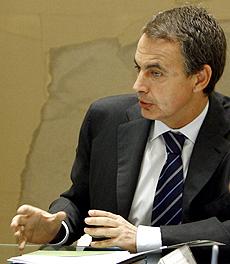 El presidente del Gobierno, José Luis Rodríguez Zapatero. | Efe