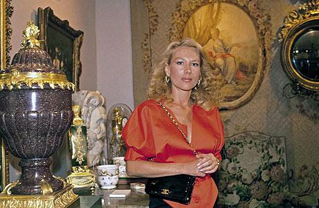 Alicia Koplowitz es, la mayor accionista de la Sicav.
