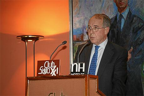 Luis Berenguer, presidente de la Comisión Nacional de Competencia. | Kike Para